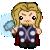 Avengers - Thor - Avatar by Mibu-no-ookami