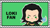 Stamp - Loki Fan