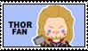 Stamp - Thor Fan by Mibu-no-ookami