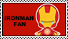 Stamp - Ironman Fan by Mibu-no-ookami