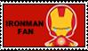 Stamp - Ironman Fan by Mibu-no-ookami