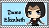 Stamp - Dame Elizabeth by Mibu-no-ookami