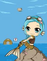 SeaGears - Mechanical Fish by Mibu-no-ookami