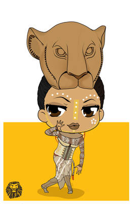 Disney's The Lion King - Musical - Nala