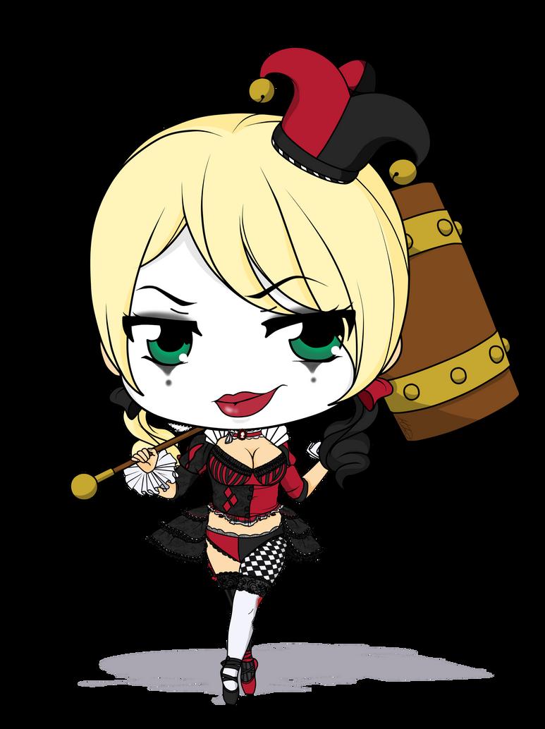 Chibi Cosplay Series - Lisa Lou Who - Harley Quinn by Mibu ...