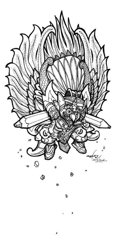 Garuda by kwinz