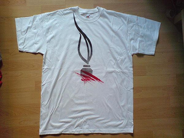 kwills t-shirt by kwinz