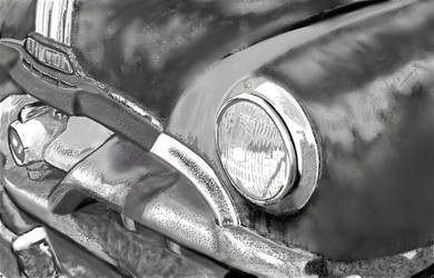 Old Rusty Car Paint Tool Sai practice. by IMeGaArts