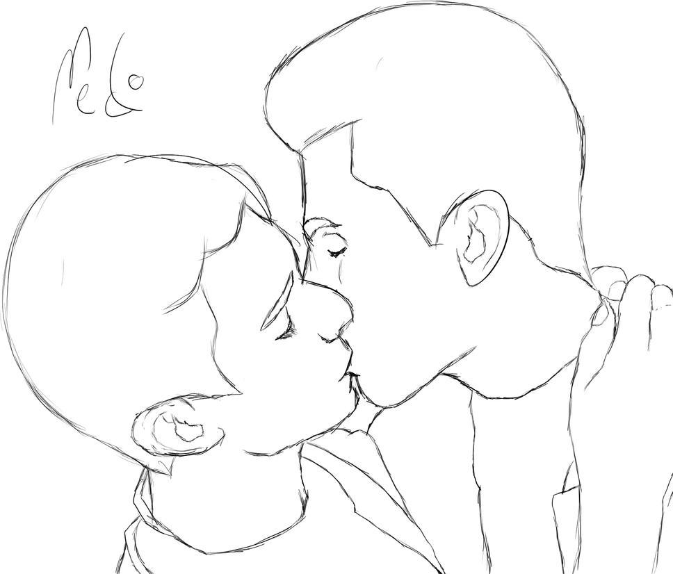 Hot Kiss Gays by Medo97gay by Medo97Gay