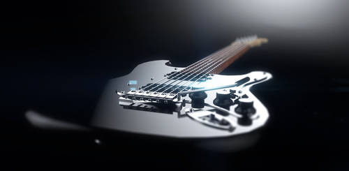 Fender Stratocaster01 by ReactorAnimations