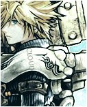 Cloud Strife, 004. by Howlling