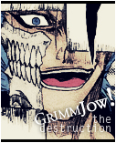 Grimmjow. 016-W by Howlling