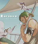 Zoro, 008. by Howlling