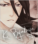 Byakuya, 001. by Howlling