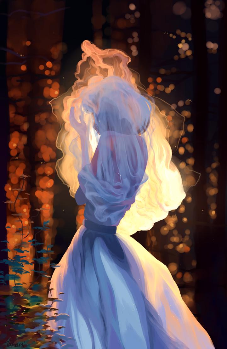 Bride by Tamami-tyan