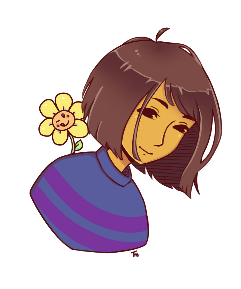 Frisk by Tamami-tyan