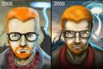 Gordon Freeman progress