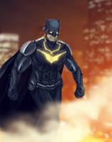 Iron Bat by DVan7