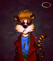 Old tigers never die by DVan7
