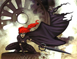 Cogs and steam by DVan7