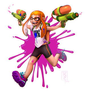 You're a kid, you're a squid