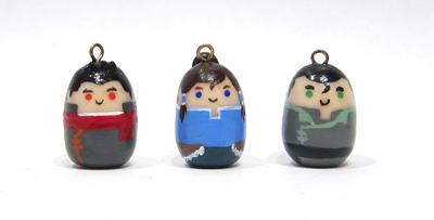 Avatar charms by hirokiro
