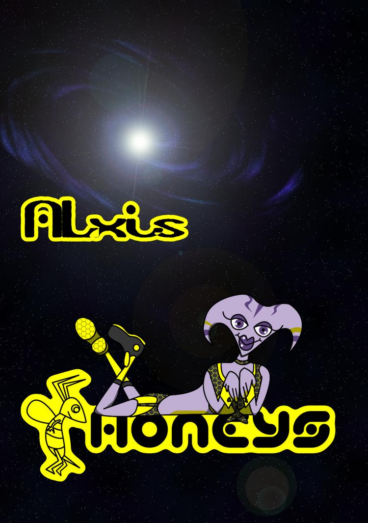 Honeys Ale xaca Alexis Se'rka by Christopia1984