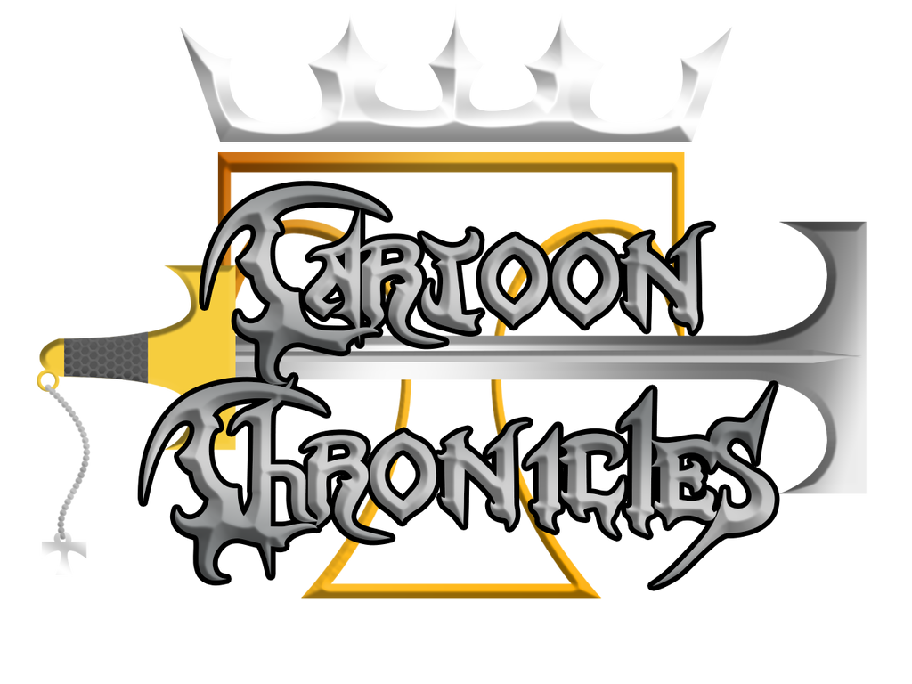 Cartoon Chronicles Title Logo by Christopia1984