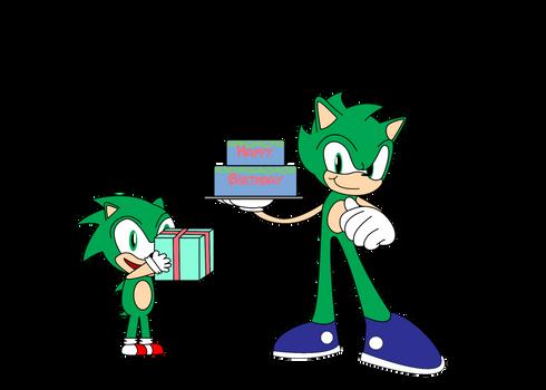 Birthday Artjam