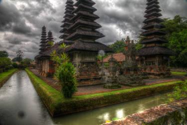 Pura Taman Ayun Temple - Bali
