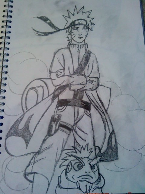Naruto sage mode by minime20 on deviantart naruto sage mode by minime20 thecheapjerseys