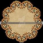 Antique Gold Frame - Premium Content by DreamWarrior