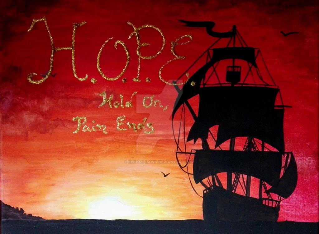 HOPE by Eleyas-Dawn