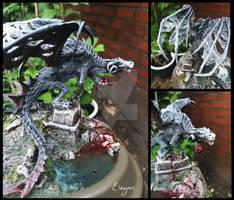 Dragon Diorama