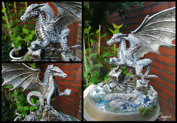 Dragon Sculpture - for Ralyr