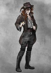 [Vampire] The Ravnos 'Seraba'