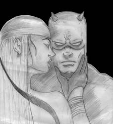 Daredevil and Elektra W.I.P