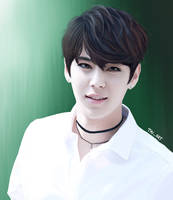 Suwoong (Boys Republic) by TYV-ART