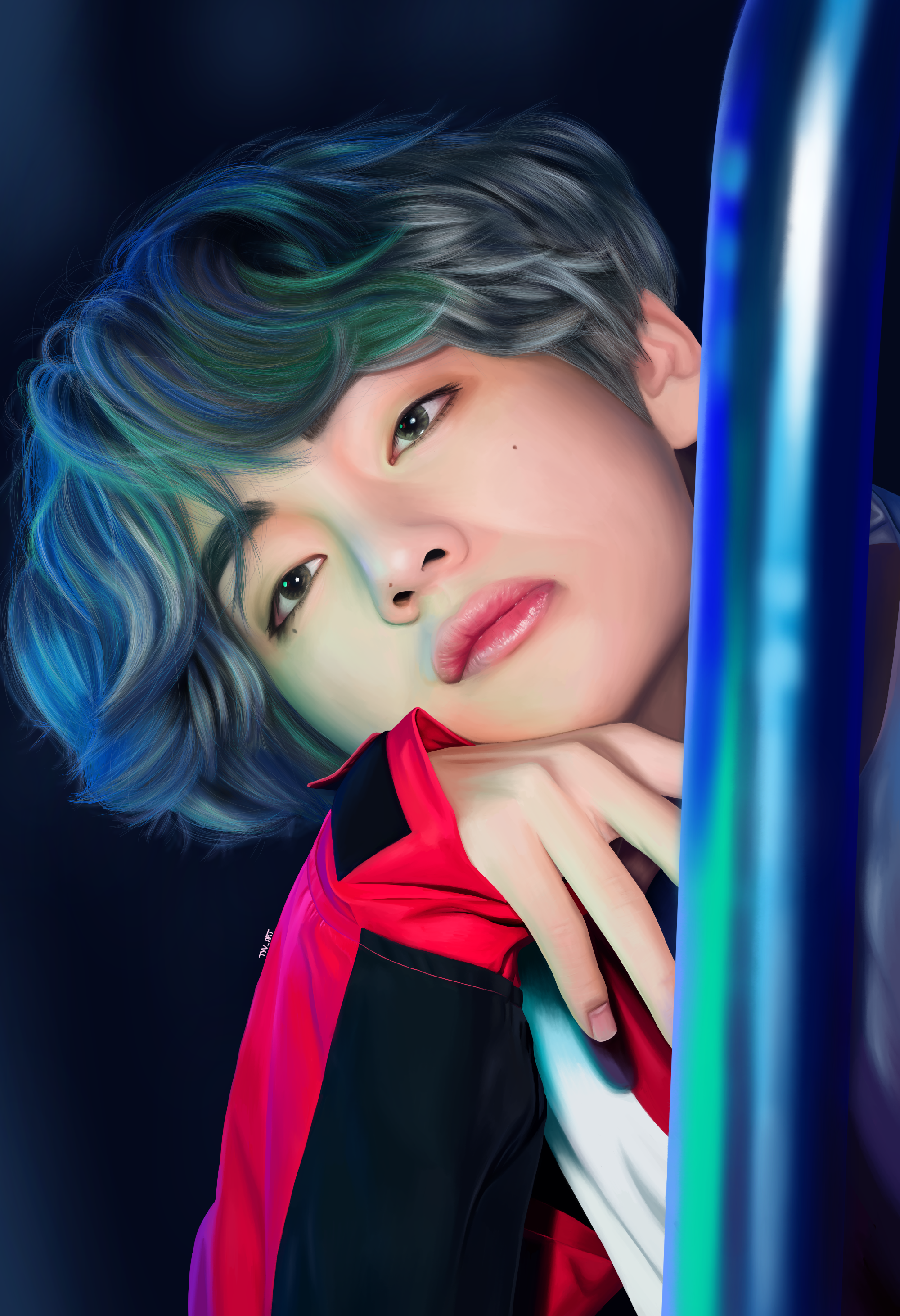 V shows why he's a unique artist in K-Pop