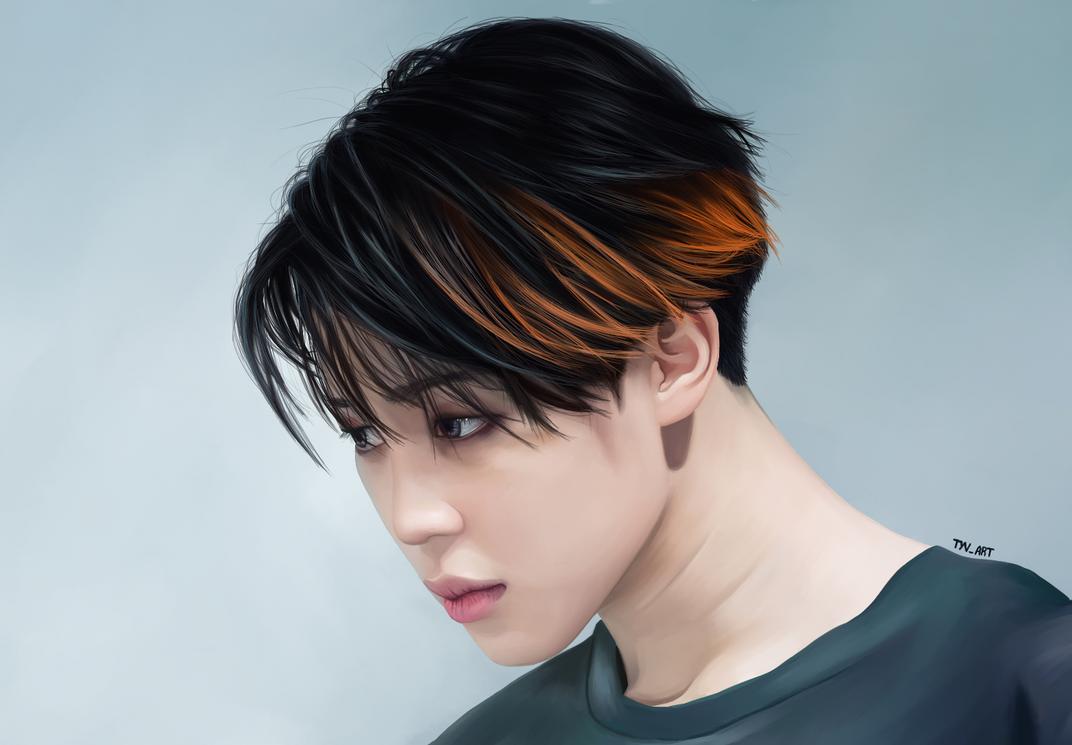 Jimin (BTS) by TYV-ART