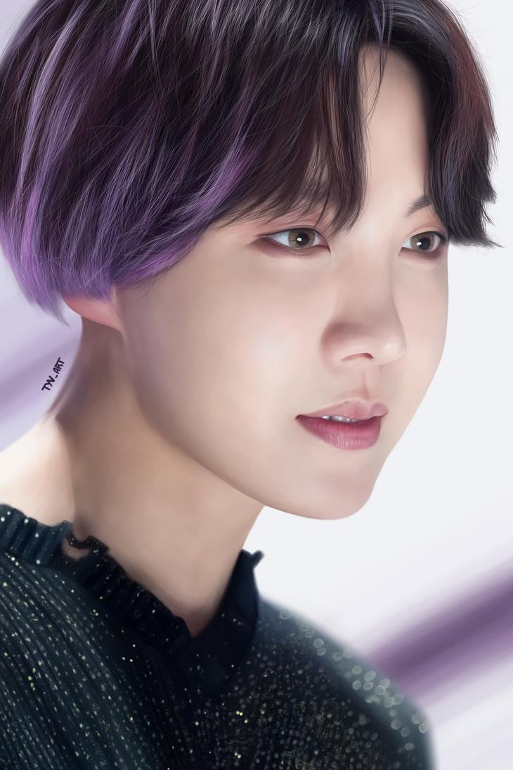 J-Hope (BTS) by TYV-ART