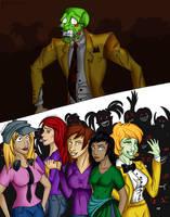 fangirls of the Mask by HelavisKrew