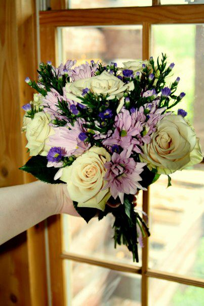 My first Wedding Bouquet by tigersmeow