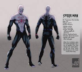 MY SPIDERSONA by IAmNoxArt