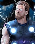 Thor - EndGame (Bring Me Thanos ver.)