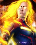 Captain Marvel - Endgame (Binary ver.)