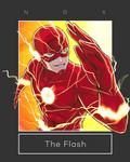 The Flash Fanart by IAmNoxArt
