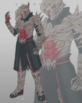 Hero Yamato Commission (Full-armor ver)