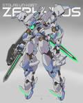 Zephyrus (Mech Design Commission)