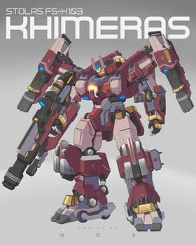 Khimeras (Mech Design Commission)